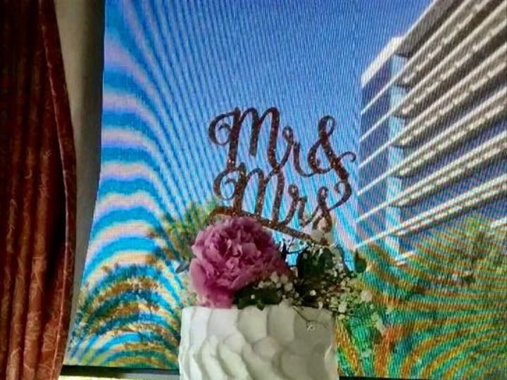 Tmx 1467855196884 1267013311554901811356058426759570979849405n   Cop Largo, Florida wedding cake