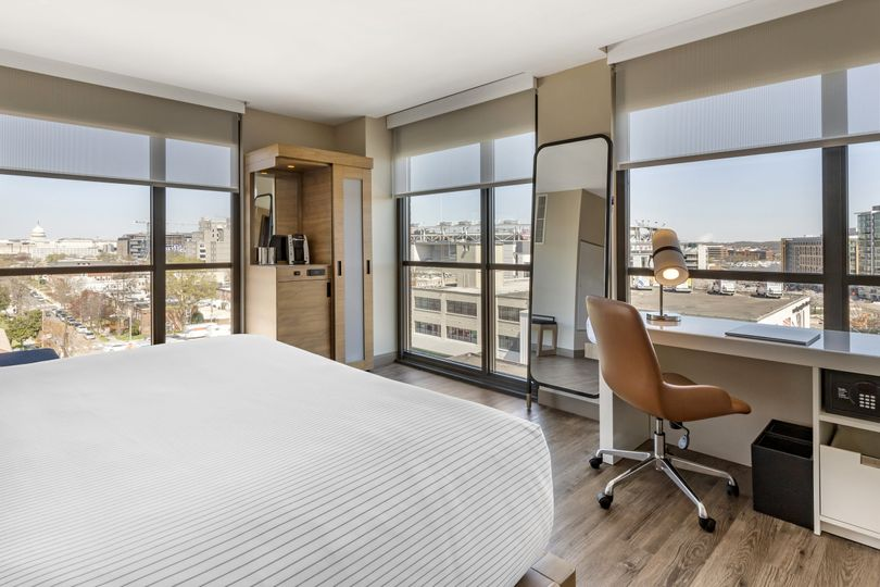 King room - city view