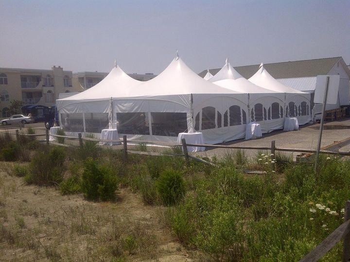 Tmx 1393011193025 40x60 With Center Skyligh Vineland wedding rental