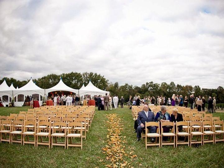 Tmx 1393011195841 40x80 High Peak In Fiel Vineland wedding rental