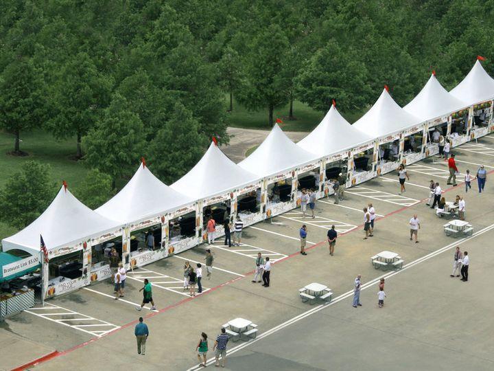 Tmx 1393011334830 10x20 High Peak Tent Vineland wedding rental