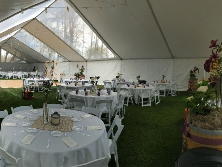 Tmx 1460565549957 Gable 40x100 With Clear Panels 1 Email Vineland wedding rental