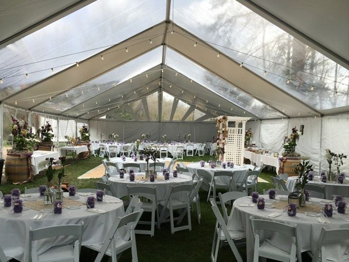 Tmx 1460565554972 Gable 40x100 With Clear Panels 2 Email Vineland wedding rental