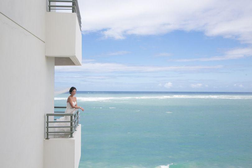 Real Bride @ Ocean Suite