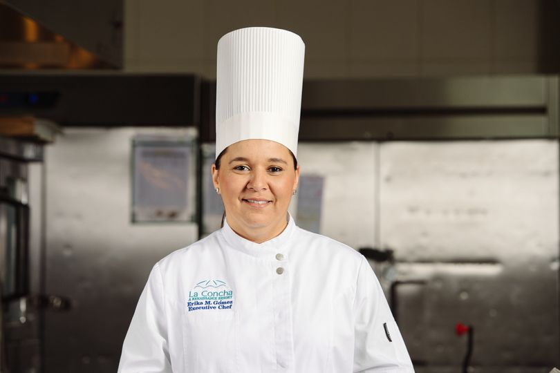 Executive Chef Erika Gomez