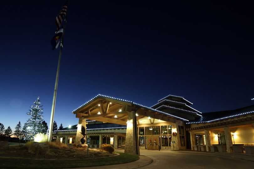 Exterior view of heritage eagle bend golf club
