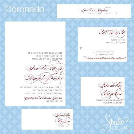 Coronado Suite www.thestudiodelmar.com