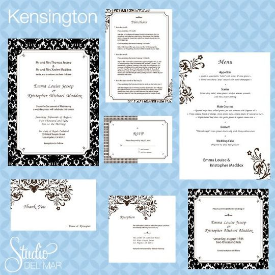 Kensington Suite www.thestudiodelmar.com