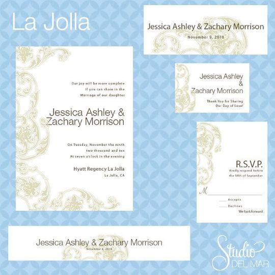 La Jolla Suite www.thestudiodelmar.com