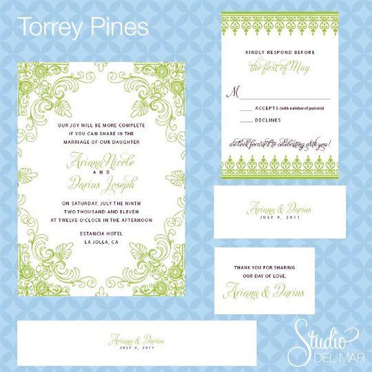Torrey Pines Suite www.thestudiodelmar.com