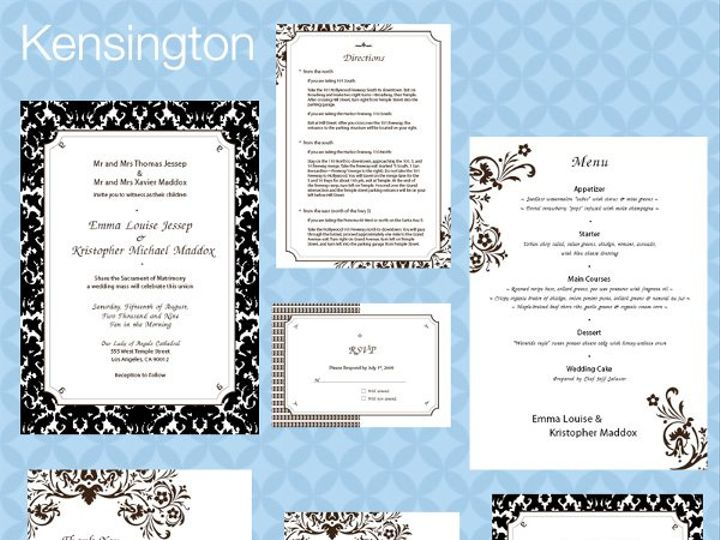 Tmx 1309839336151 KensingtonSuite La Jolla wedding invitation