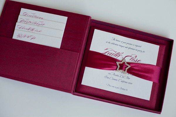 Tmx 1333174599567 IMG0179 La Jolla wedding invitation