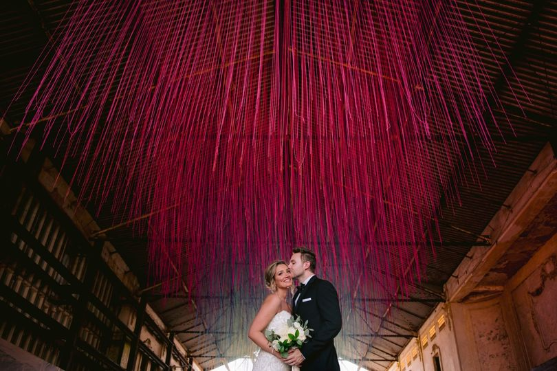 Asbury Park wedding photo