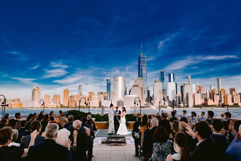 Jersey City Wedding Photos