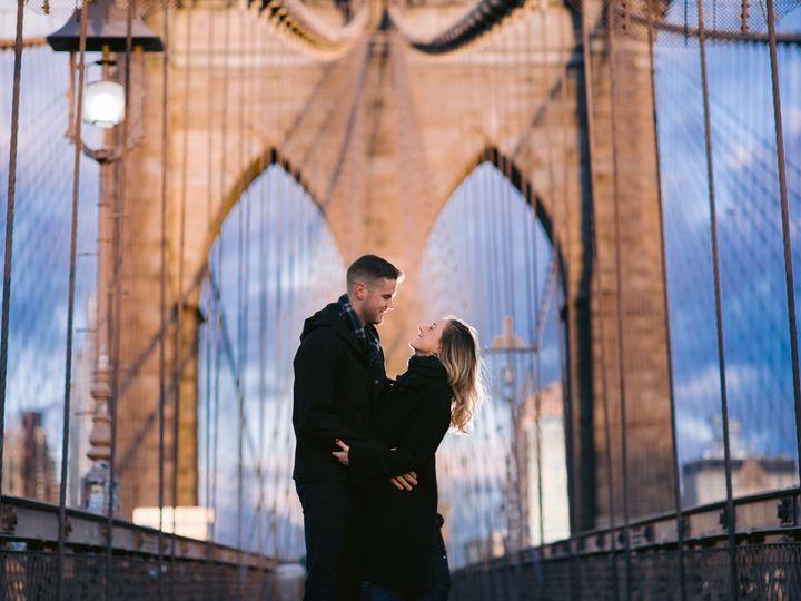 Tmx 2020 01 05 Gracealec Dumbo Engagement Photosession 9 51 947463 160754101557884 Atco, NJ wedding photography