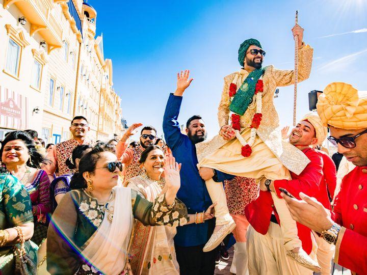 Tmx Indian Baraat In Broadwalk In Atlantic City 51 947463 V1 Atco, NJ wedding photography