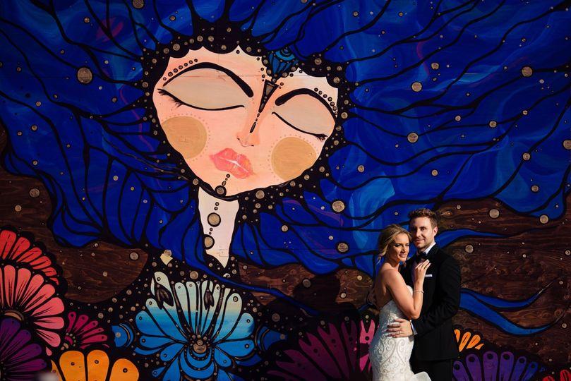 Asbury Park wedding photograph