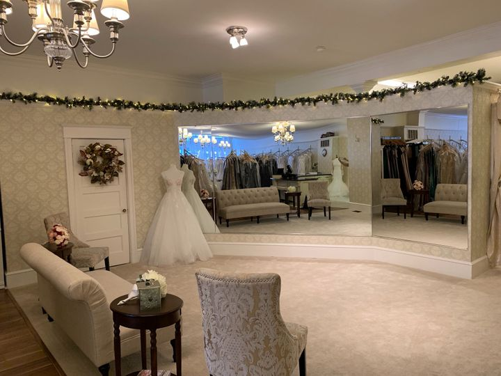 Bridal Viewing Area