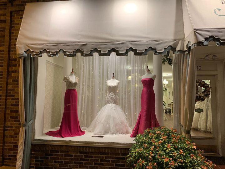 Windows of Boutique