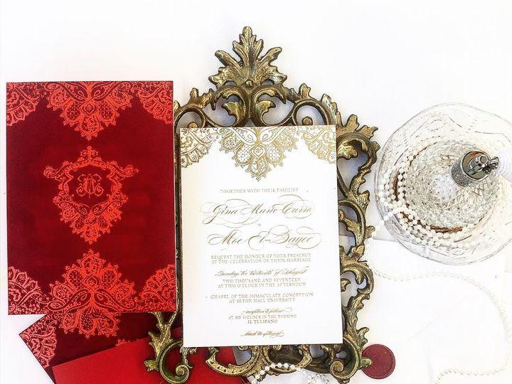 Tmx 1496937409277 Img8191 Fairfield wedding invitation