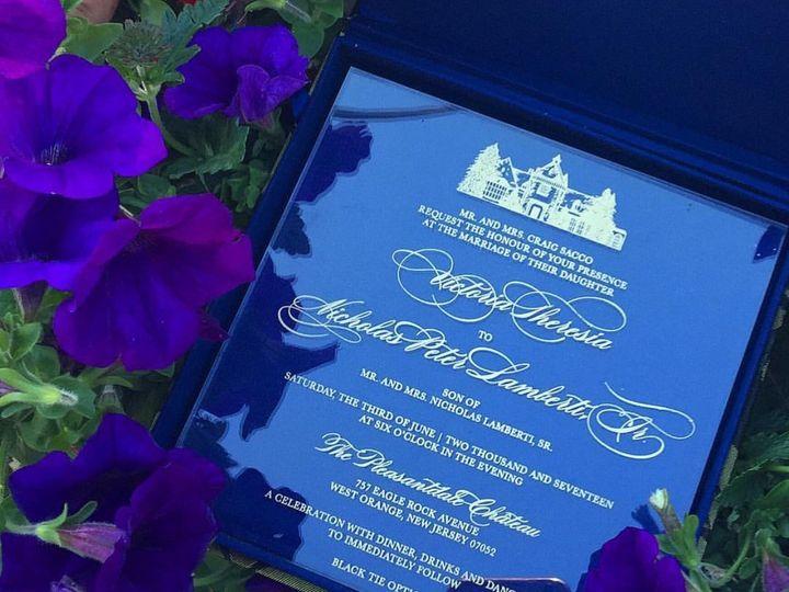 Tmx 1496937556650 Fullsizerender Fairfield wedding invitation