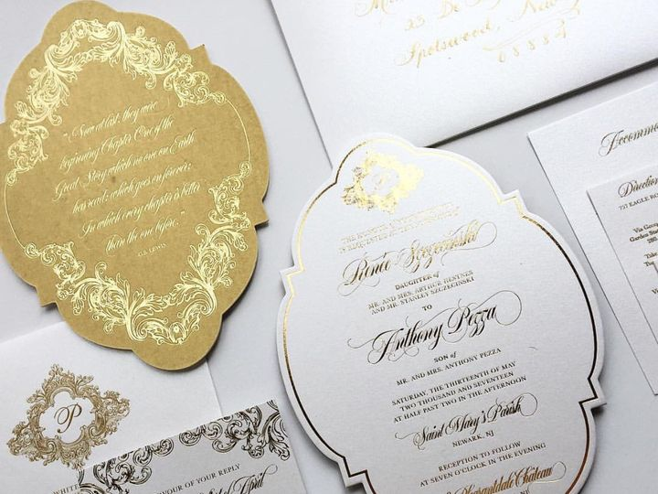 Tmx 1496937849219 Fullsizerender 3 Fairfield wedding invitation