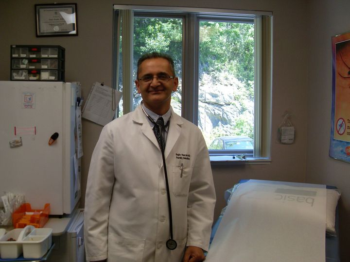 Dr Rajiv Narula - Certified -Travel Health