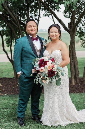 Newlyweds   PANG KANG PHOTOGRAPHY