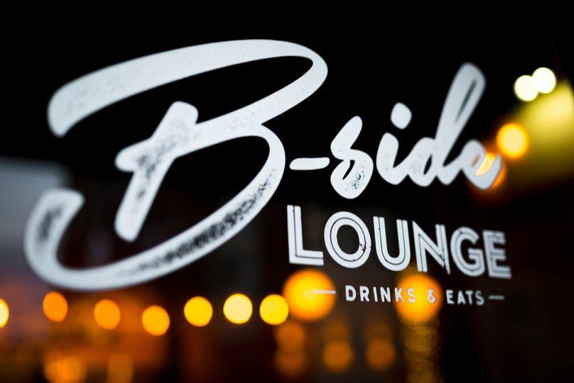 B-side lounge