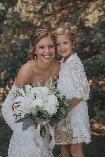 Beautiful Bride-Meagan
