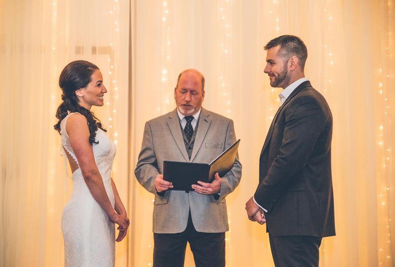 george wedding