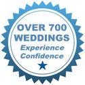 700 Weddings