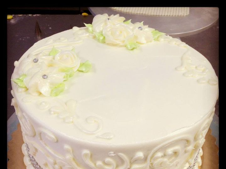 Tmx 1438491604649 1010414101530723393105641230143123n Green Cove Springs wedding cake