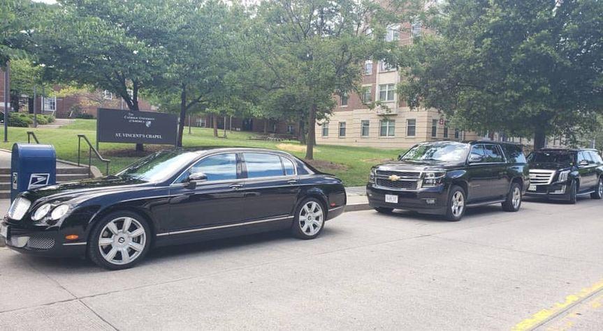 Bentley & SUV Convoy