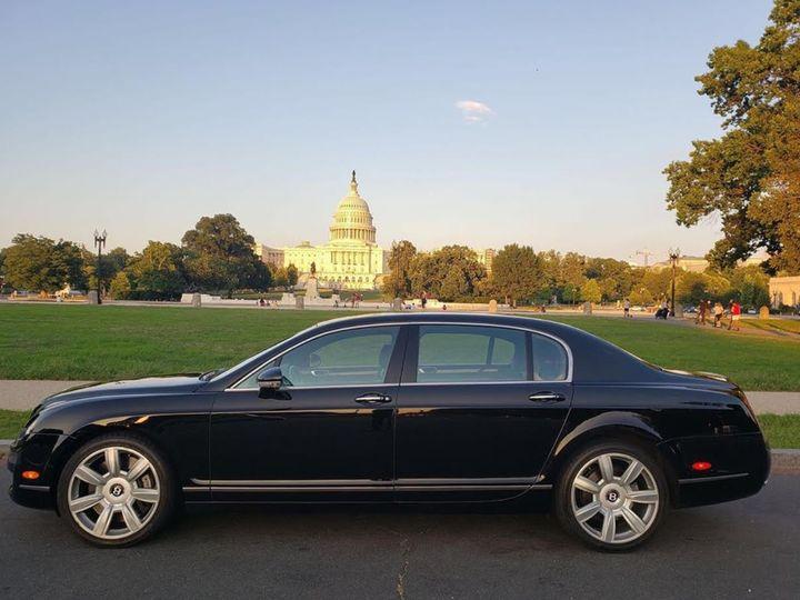 Tmx Bentley Us Capitol 51 972563 1569781954 Bethesda, District Of Columbia wedding transportation