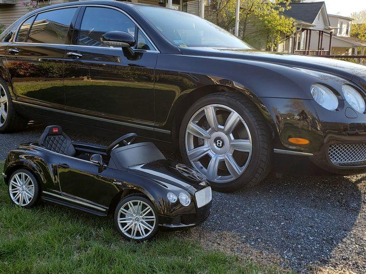 Tmx Mini Bentley 51 972563 158751340657514 Bethesda, District Of Columbia wedding transportation