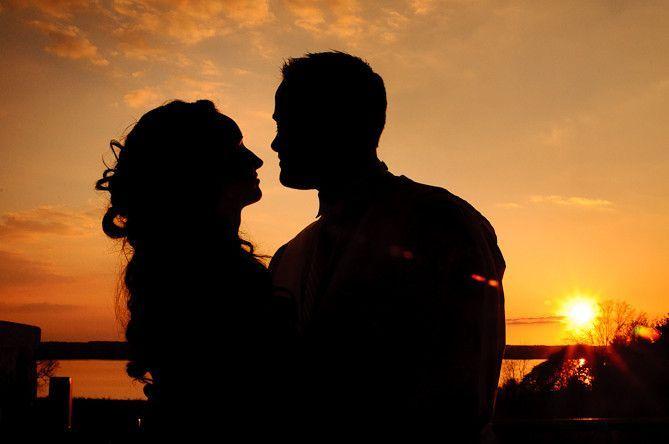 Tmx Bride Groom On Terrace Shadow With Sunset In Bg 51 53563 Geneva, New York wedding venue
