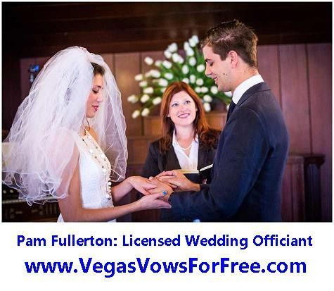 Vegas Vows For Free Officiant Las Vegas Nv Weddingwire