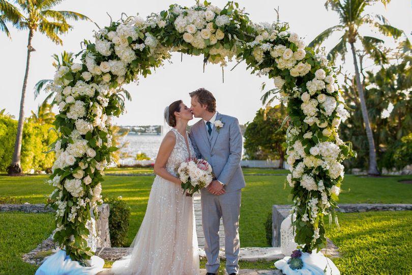 Amazing Bahamas Wedding