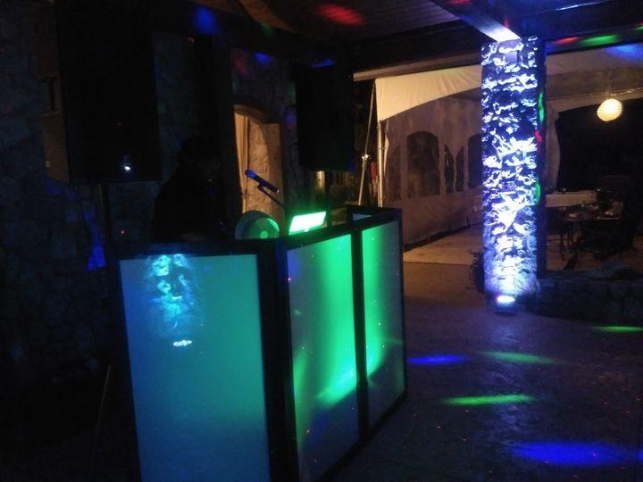 Tmx 1465534346794 Dj Dance Floor And Up Light Pic Frisco, Texas wedding dj