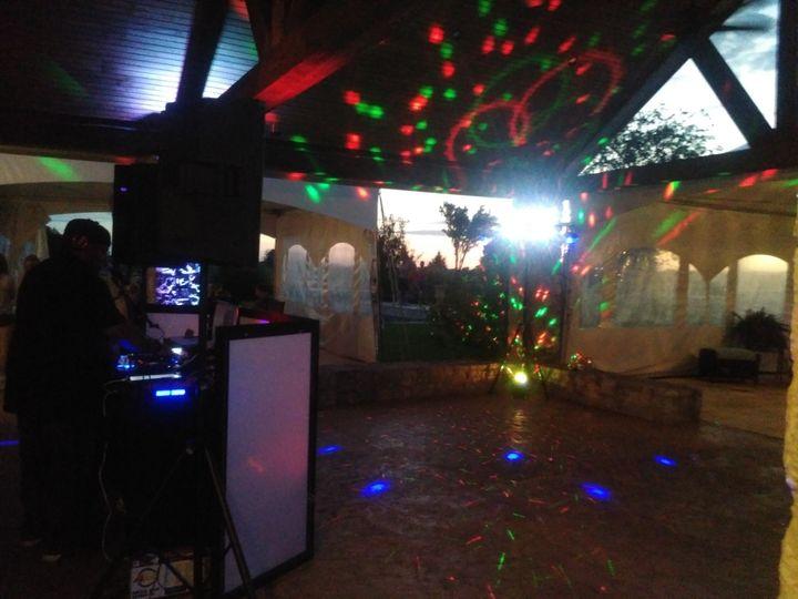 Tmx 1465534410124 Dj Lighting Test 2 Frisco, Texas wedding dj