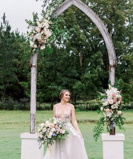 Garden Wedding, 1 of 5 options