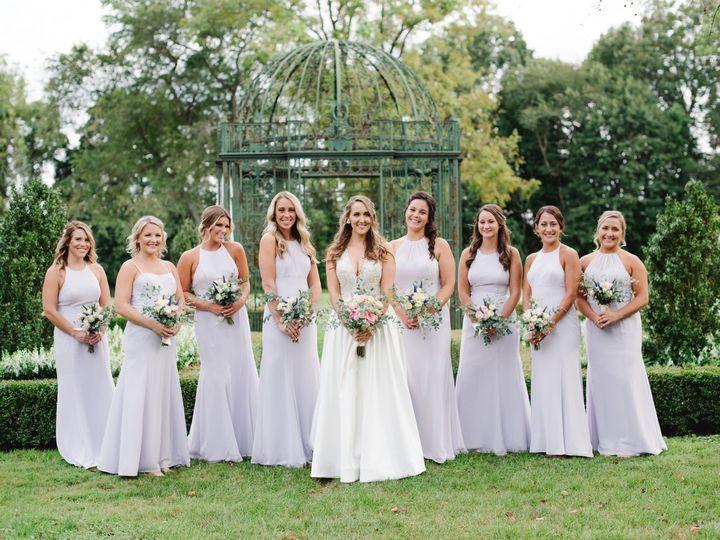 Tmx Brynn With Maids By Gazeo 51 1015563 157549358084088 Doylestown, Pennsylvania wedding florist
