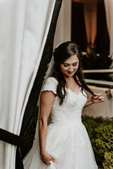 A Wedding Portrait