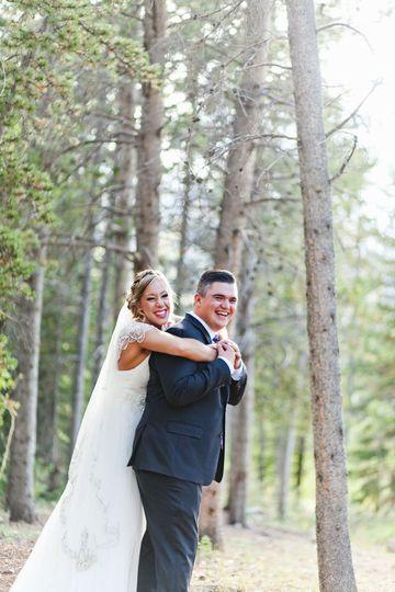 Breckenridge, Colorado wedding.