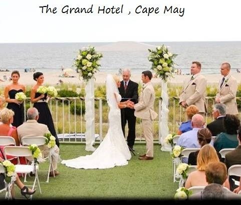 The Grand Hotel  Cape May