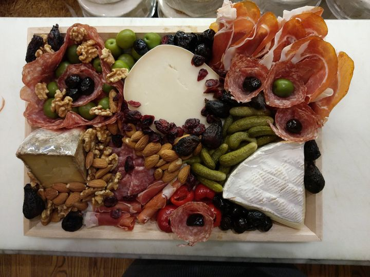 Small Cheese & Charcuterie