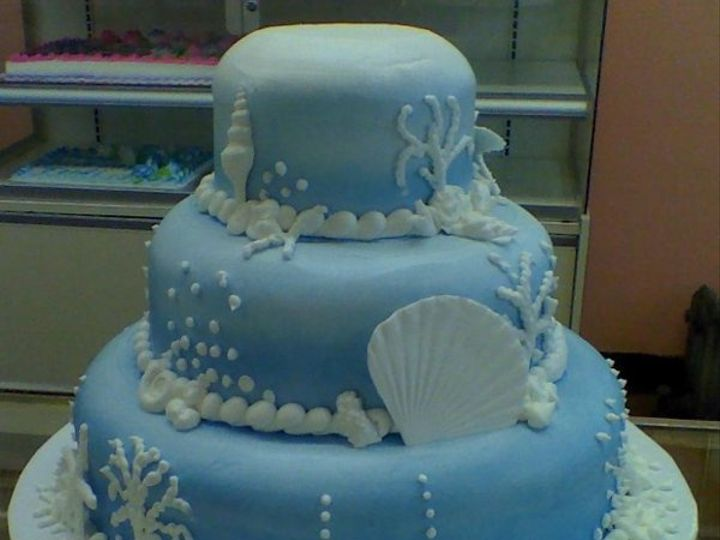 Tmx 1250859061546 SEABLUE1 Philadelphia wedding cake