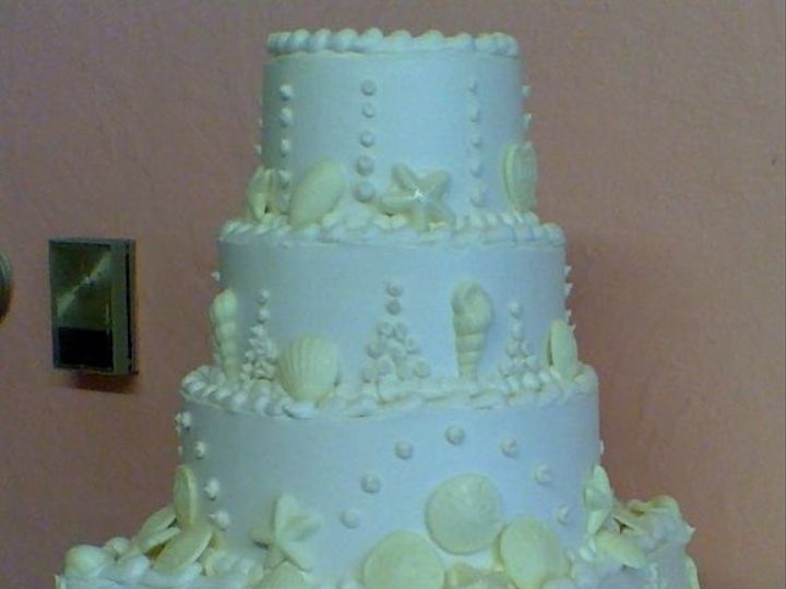 Tmx 1250859098984 SEASHL4B Philadelphia wedding cake