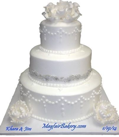 Tmx 1407795991068 Khara Philadelphia wedding cake
